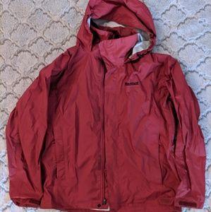 Excellent condition Marmot Precip rain jacket